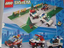 LEGO-6549-ROADBLOCK RUNNERS-VINTAGE 1997 -PARFAIT ETAT-COMPLET
