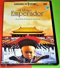 EL ULTIMO EMPERADOR / THE LAST EMPEROR -DVD R2- English Español - Precintada