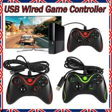 Controlador Gamepad Juegos con Cable USB cable Joypad Para Microsoft Xbox 360 Xbox 360