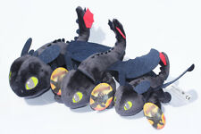 "13.8""/35cm How to Train Your Dragon Toothless Night Stuffed Animal Plush Toy"