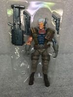 marvel legends CABLE in trimmed tray deadpool sasquatch wave