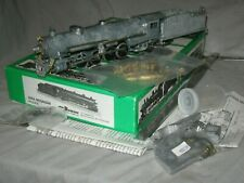 A5171 HO BOWSER 100400 METAL UNDECORATED  4-8-2 STEAM LOCO with Super Details