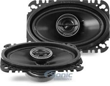 """PIONEER 200W 4"""" x 6"""" 2-Way G-Series Coaxial Car Stereo Speakers 
