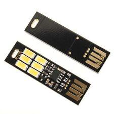 USB LED Stick Lampe dimmbar warmweiß 1W 50Lm superhell, Laptops, Powerbanks