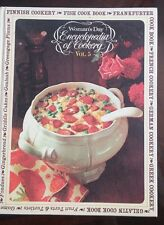 Woman's Day Encyclopedia of Cookery Volume 5 Vintage 1966