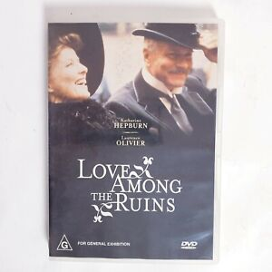 Love among the ruins DVD Movie Region 4 Free Postage - Romance Comedy