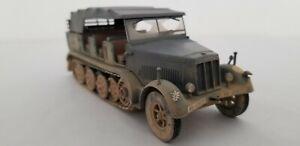 Corgi CC60002 SdKfz 7 Krauss-Maffei Semi Track German Army, France 1940 1:50 NIB