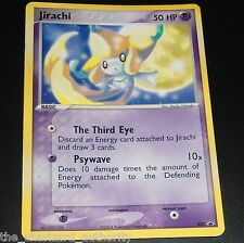Jirachi # 021 Nintendo Black Star Promo 21 Pokemon Card NEAR MINT