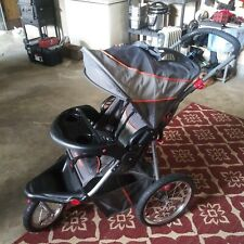 Baby Trend Expedition Jogging Stroller Pre Owned Good Condition Black Gray