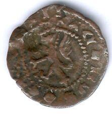 Zypern/Kreuzfahrer Sezin ohne Jahr (Cu.) 1460-1473, D.19mm, M./F./S. S. 307/163