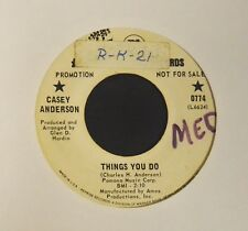Casey Anderson Reprise PROMO 0774 Things You Do and God Knows I Love You