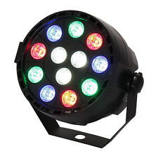 Ibiza Light Battery Rechargeable Par Can Mini RGBW LED Lighting Can + Remote