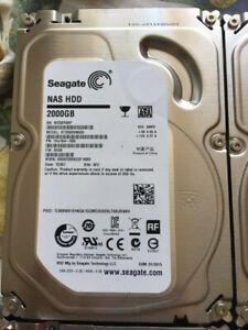 "Disco Fisso HDD 3.5"" - Seagate NAS - ST2000VN000 - 2 TB - 5900 RPM"