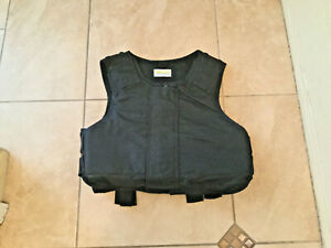 Small Body Armor Bullet Proof Vest With Plates / panels level II *44