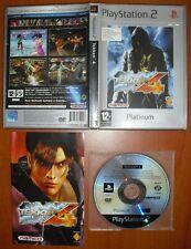 Tekken 4, Namco, PlayStation 2 PS2 PStwo, Pal-España ¡¡COMPLETO!!