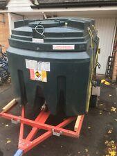 1300 Litre Titan Bunded Fuel Diesel Central Heating Oil Tank Waste Oil
