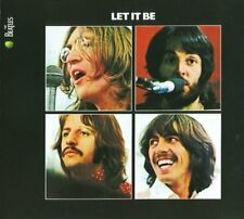 CD - LET IT BE / THE BEATLES  ( TWEEDE-HANDS / USED / OCCASION)