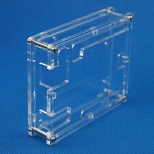 1X Acrylic Transparent Case Shell Enclosure Computer Box For Arduino UNO R3
