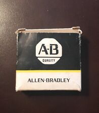 New In Factory Box (Shelf Wear) ALLEN BRADLEY 816-BOV4 SERIES K OVERLOAD RELAY