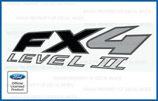 03 - 09 Ford Ranger FX4 Level II 2 Decals - FB - truck stickers bed side set