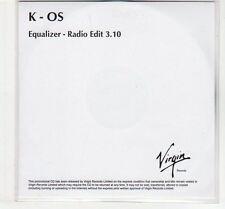 (EC716) K-Os, Equalizer - DJ CD