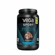 Vega Sport Protein Powder 1.86 lbs - Chocolate Opened!