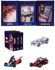 SDCC 2015 Exclusive Mattel Hot Wheels Marvel Secret Wars 3 Pack Cars
