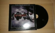 Poisonblack - Lust Stained Despair Promo Cd Sentenced To/Die/For Type O Negative
