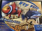 R/C Flying Air Swimmers Remote Control Flying Fish 1PC ONLY Clown