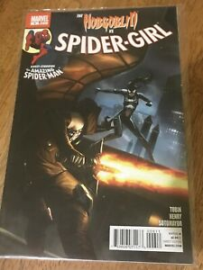 THE HOBGOBLIN VS SPIDER-GIRL COMIC BOOK # 6 Marvel 2011