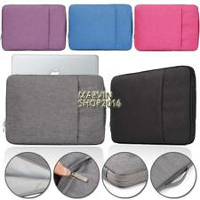 """For 11 12""""13"""" 15"""" Apple Macbook Air/Pro/retina Ipad Laptop Sleeve Pouch Case Bag"""