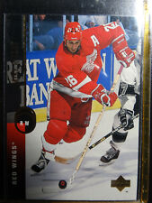 1994-95 Upper Deck #152 Ray Sheppard Red Wings Hockey Error Wrong Name Card