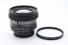 Excellent++ Nikon AF Nikkor 20mm F/2.8 From Japan!! 121771
