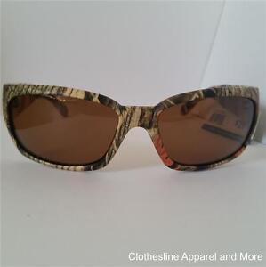 "Mountain Shades Sunglasses ""Current Camo"" UV Protection Polarized $29.99"