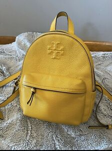 Tory Burch Thea Back Pack Chardonnay Gold Hardware😍😍