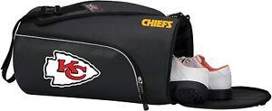 NFL - Football  - Duffel Bag - Gym Bag - Backpack - Kansas City Chiefs