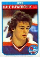 1982-83 O-Pee-Chee #380 Dale Hawerchuk