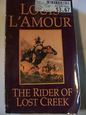 The Rider of Lost Creek by Louis L'Amour (Paperback, 1976)