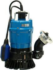 Tsurumi Schmutzwasserpumpe HSA2.4S 207 l/min, Förderhöhe 10 m mit Schwimmerscha