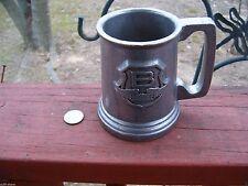 Wilton Armetale Mug Cup Badge With Wings , B & 8 Logo
