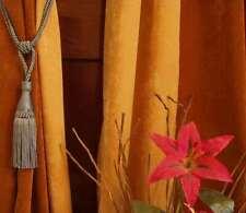 Pair - Gray Decorative handmade Tiebacks / Tassel / Curtain Holdback