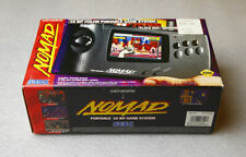 Sega Nomad System/Console • Portable/Handheld Genesis Mega Drive Jet CD CDX LNIB