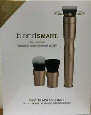 Limited Gold BlendSmart Blend Smart Rotating Makeup System 3 Brush heads + Case