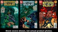 Batman/Wildcat 1 2 3 Complete Set Run Lot 1-3 VF/NM