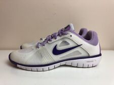 Nike Move Fit Cross Training Womens Shoes UK 4.5 EUR 38 White Purple 46770 102