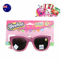 Children Kid Girl Shopkins UV protect eye sunglasses Christmas Birthday Gift