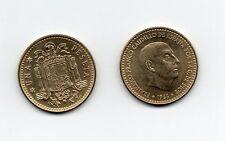 Francisco Franco : 1 Peseta 1966 (75) Sin Circular