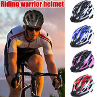 Bicycle Helmet Road Mountain Bike Adjustable Safety Shockproof Light Weight