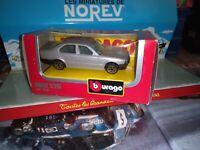 BURAGO 1:43 BMW 535i NEUF EN BOITE