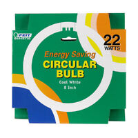 FEIT Electric  22 watts T9  Fluorescent Bulb  Cool White  Circular  1 pk